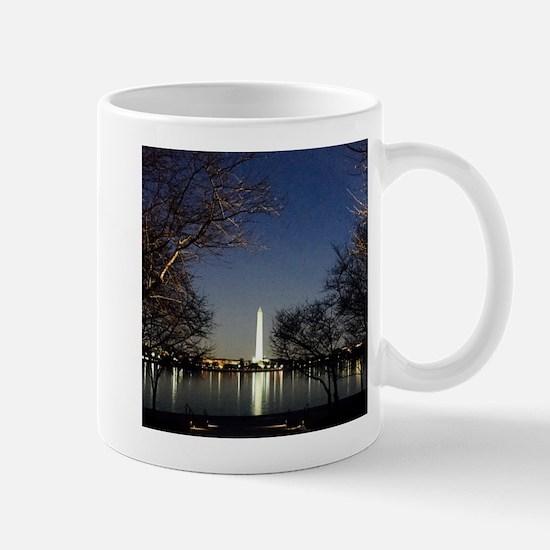 Washington Monument Mugs