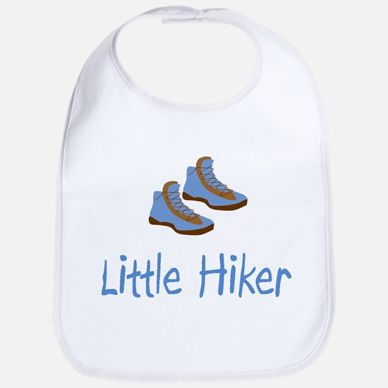 Little Hiker Bib