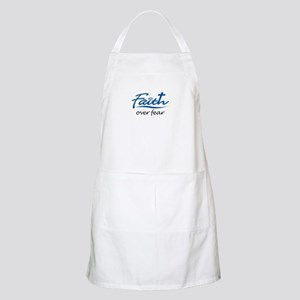 FAITH OVER FEAR Apron