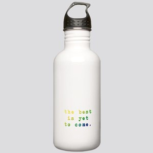 The best is yet to com Stainless Water Bottle 1.0L
