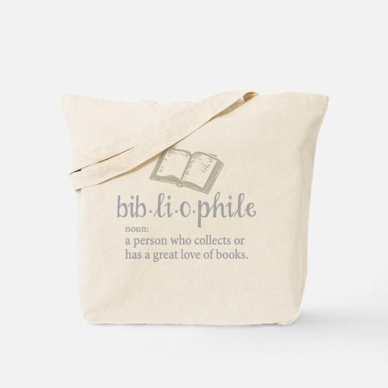 Bibliophile - Tote Bag