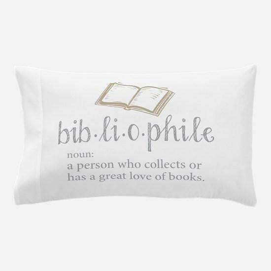 Bibliophile - Pillow Case