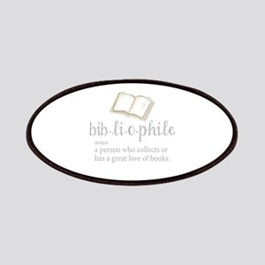 Bibliophile - Patches