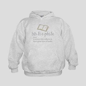 Bibliophile - Kids Hoodie