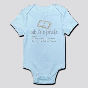 Bibliophile - Infant Bodysuit