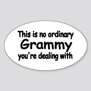 This is no ordinary Grammy you're dealing with Sti