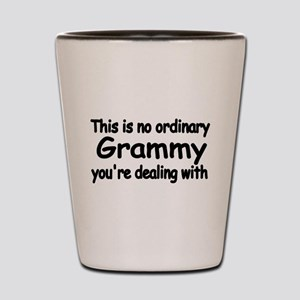 This is no ordinary Grammy you're dealing with Sho