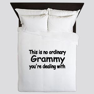 This is no ordinary Grammy you're dealing with Que
