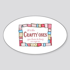 QUILTING HUMOR Sticker