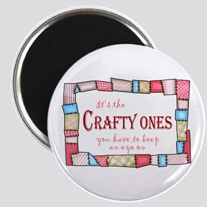 QUILTING HUMOR Magnets