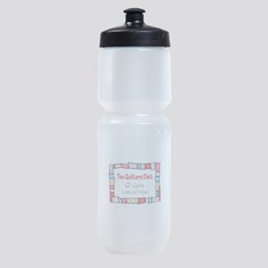 QUILTING HUMOR Sports Bottle