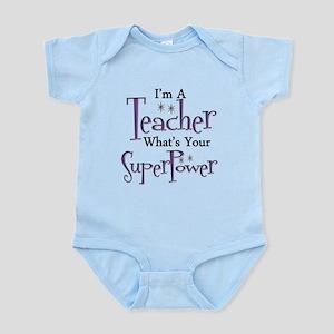 super teacher Body Suit