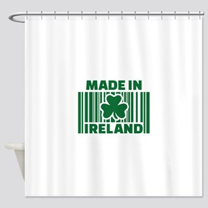 Made in Ireland Shower Curtain