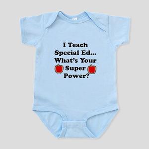I teach special ed Body Suit