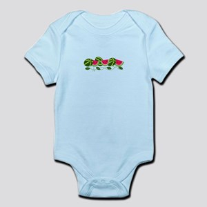 Watermelons Patch Body Suit