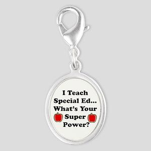 I teach special ed Charms