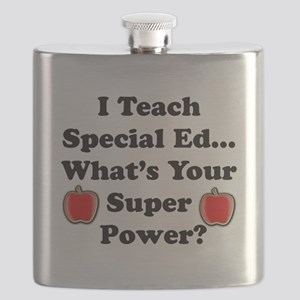I teach special ed Flask
