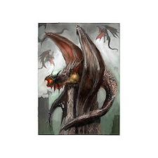 Dragon Nest 5'x7'Area Rug