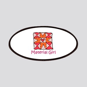 Material Girl Patches