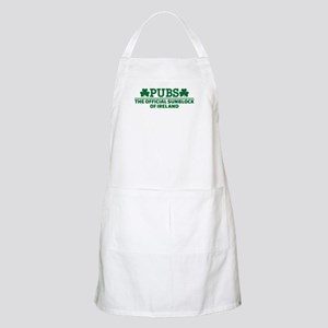 Pubs official sunblock of Ireland Apron