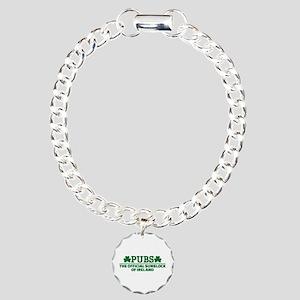 Pubs official sunblock o Charm Bracelet, One Charm
