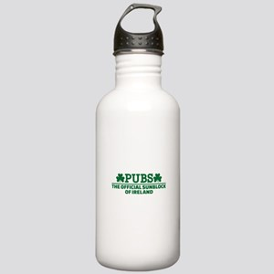 Pubs official sunblock Stainless Water Bottle 1.0L