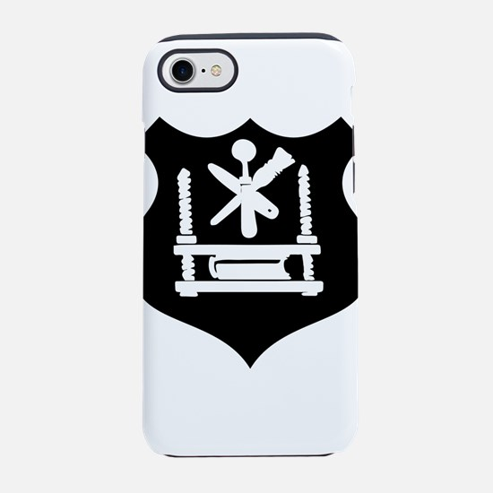 guild symbol printer iPhone 7 Tough Case