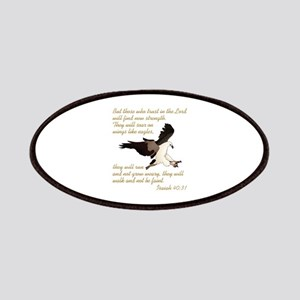 ISAIAH BIBLE VERSE Patches
