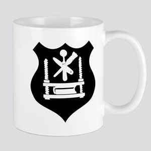 guild symbol printer Mugs