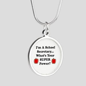 I secretary Necklaces