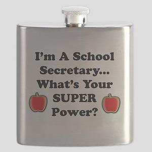 I secretary Flask