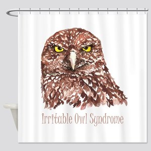 Irritable Owl Syndrome Humor Quote Burrowing Owl S