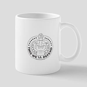 DRILL SERGEANT OPEN Mugs