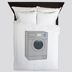 FRONT LOADER WASHER Queen Duvet