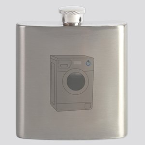 FRONT LOADER WASHER Flask