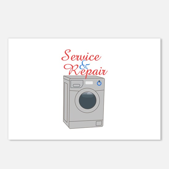 APPLIANCE SERVICE AND REPAIR Postcards (Package of