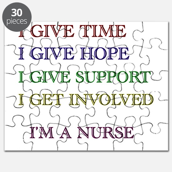 I GIVE TIME copy.jpg Puzzle