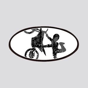 Freestyle Motocross Grunge Patches