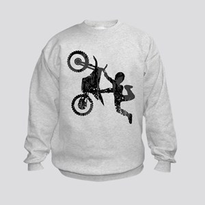 Freestyle Motocross Grunge Sweatshirt