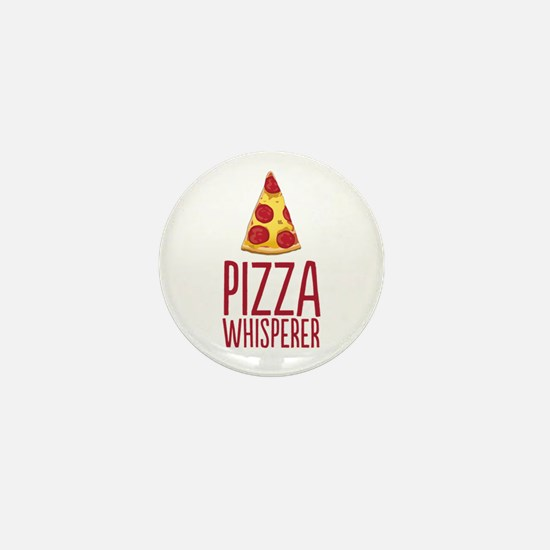 Pizza Whisperer Mini Button