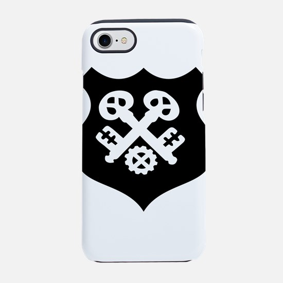 guild symbol locksmith iPhone 7 Tough Case