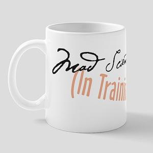 Mad Scientist in Training Mug
