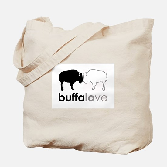 buffalove Tote Bag