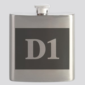 D1, first year dental student Flask