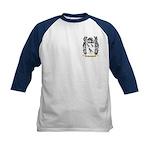 Jeandeau Kids Baseball Jersey