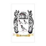 Jeandeau Sticker (Rectangle)