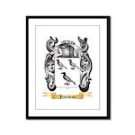 Jeandeau Framed Panel Print