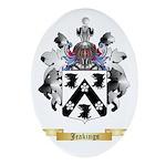 Jeakings Ornament (Oval)