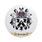 Jeakings Ornament (Round)