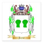 Jayne Square Car Magnet 3